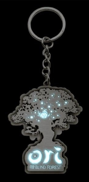 Ori and the Blind Forest - GITD Spirit Tree Key Ring