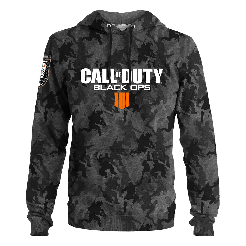 Call of Duty Black Ops 4 Camo Hoodie