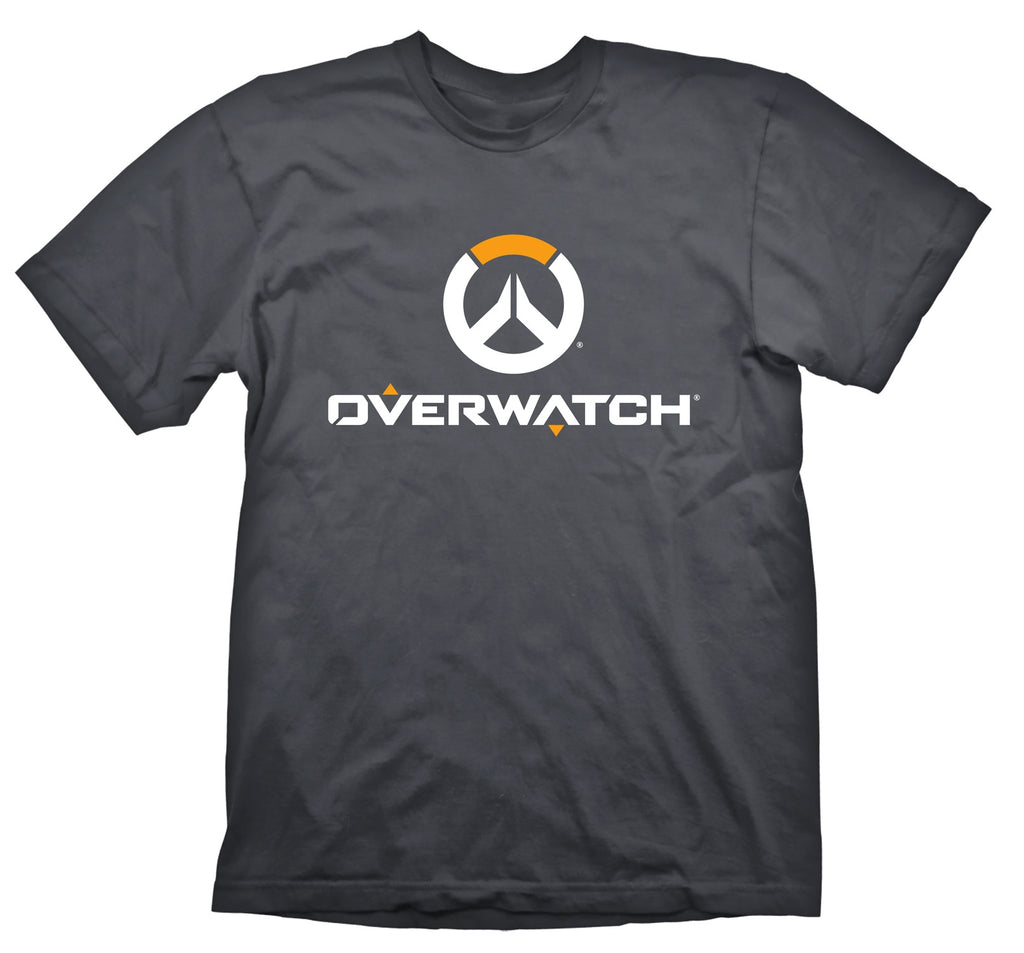 Overwatch Logo Grey T-Shirt PREORDER