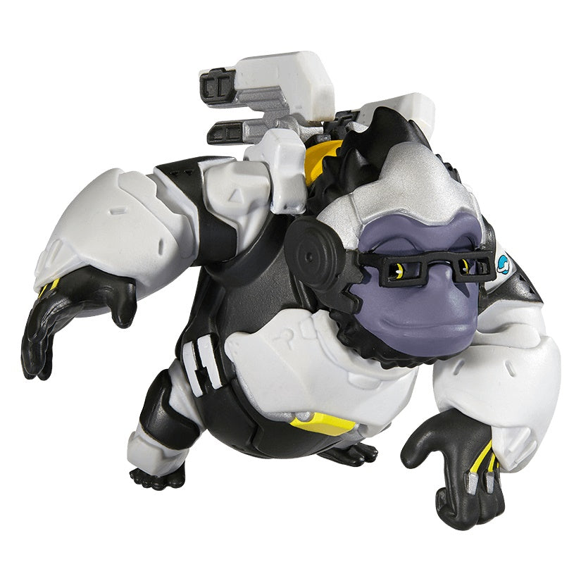 Overwatch Winston Cute But Deadly Figure