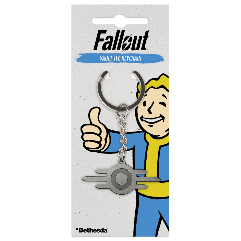 Fallout Vault-Tec Key Ring