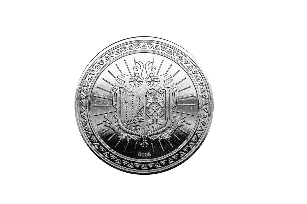 Monster Hunter Collectible Coin
