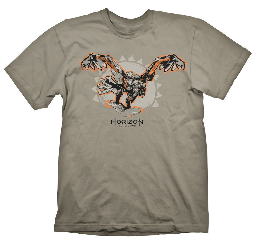 Horizon Zero Dawn - Stormbringer Grey T-Shirt