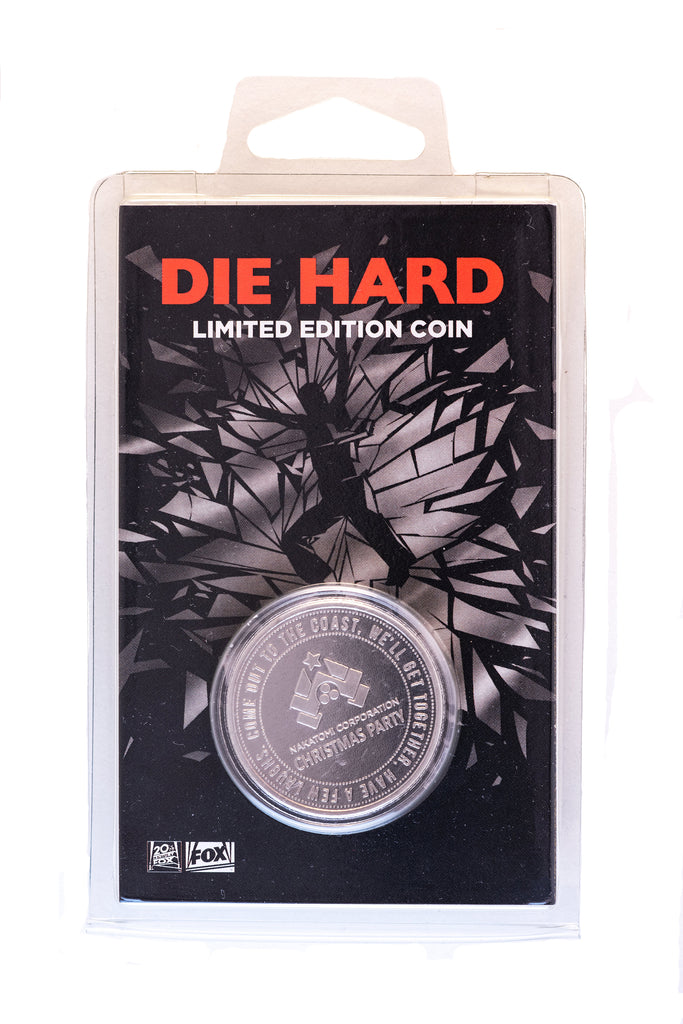 Die Hard  Collectible Coin