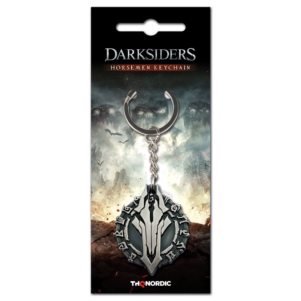 Darksiders 3 Horseman Key Ring PREORDER