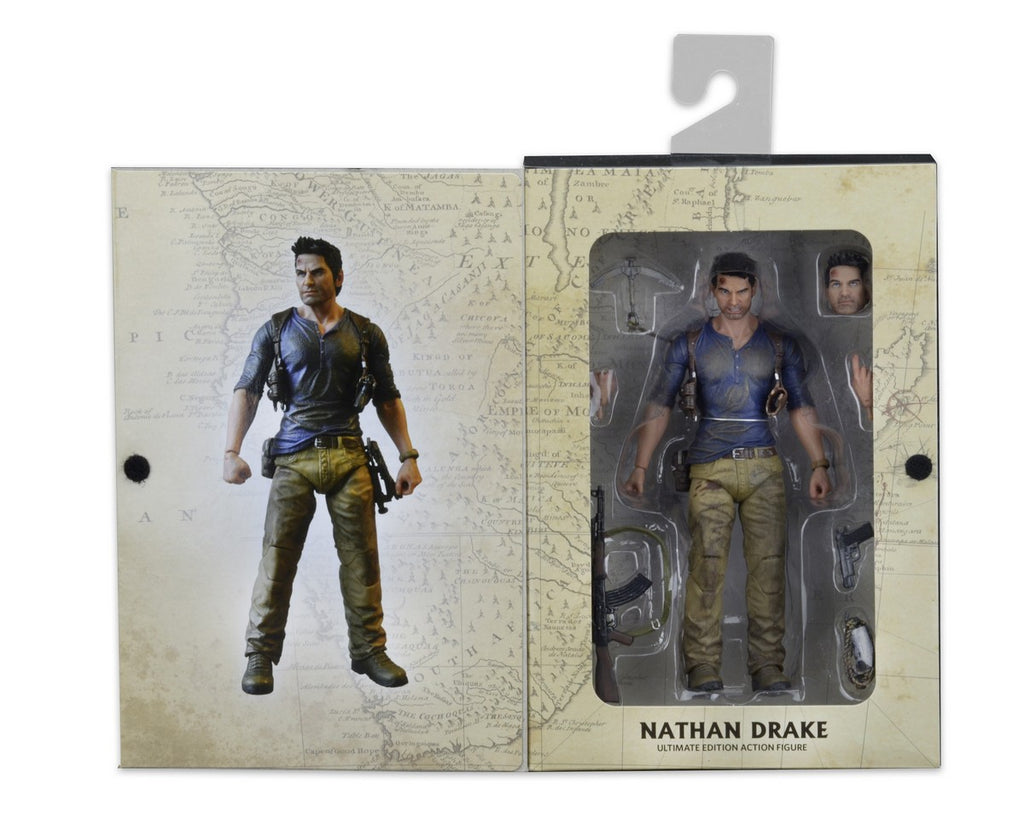 Uncharted 4 - Nathan Drake Figure