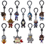Overwatch Backpack Hangers Mystery Pack (1 Blind Bag)