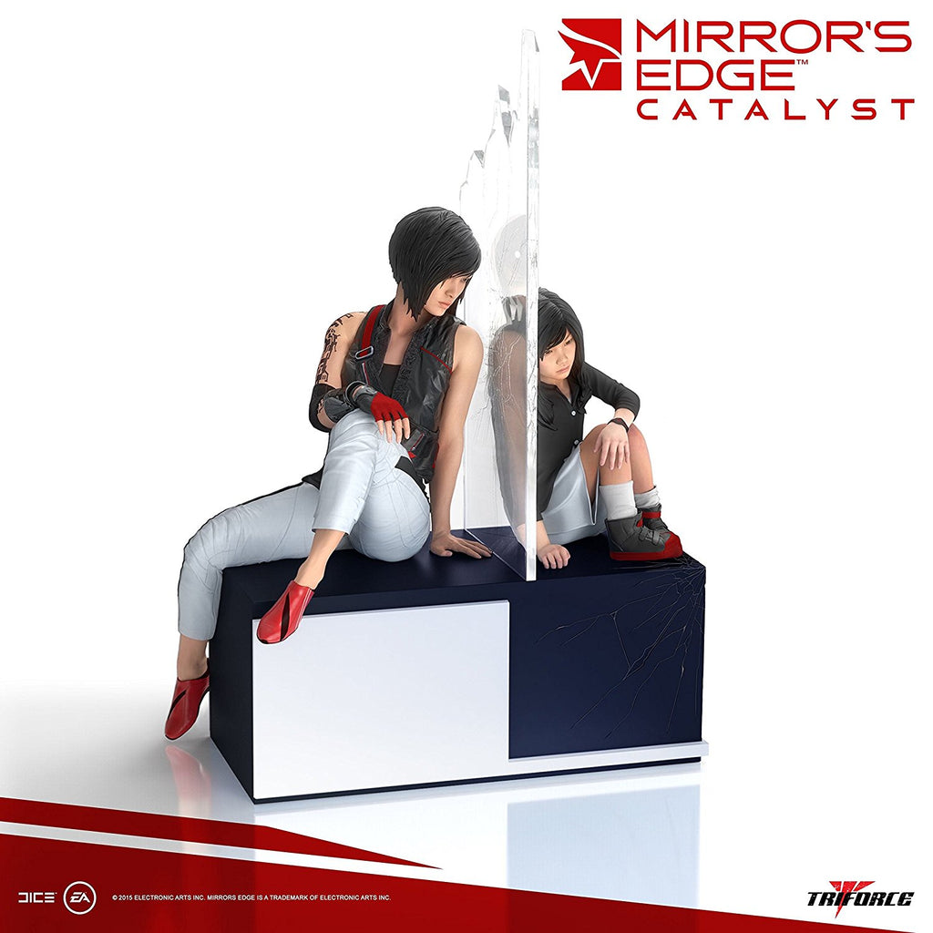 Mirrors Edge Catalyst Collectors Edition (Software Not Inc)