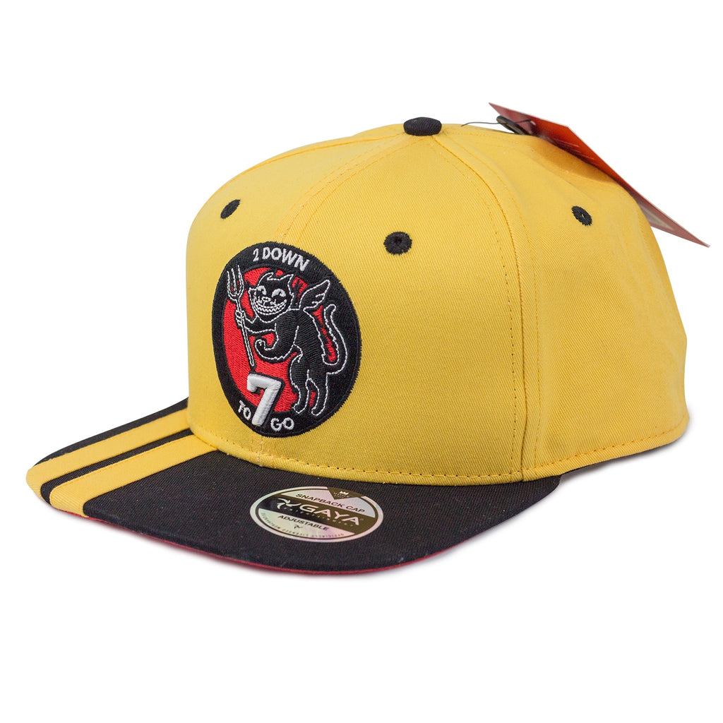 Wolfenstein 2 Terror Billy Snapback Cap