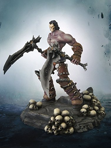 Darksiders 2 Death PVC Statue