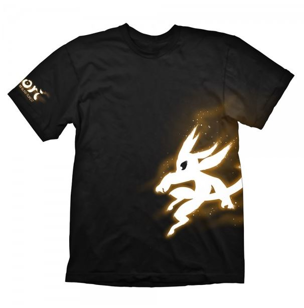 Ori and the Blind Forest - Orange Glow T-Shirt