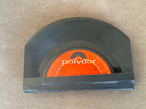 Record Shaped Journal