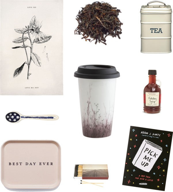 Holiday Gift Guide: Tea Time