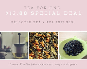 Tea for One Brewing Set