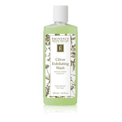 Citrus Exfoliating Wash - Spa Expert