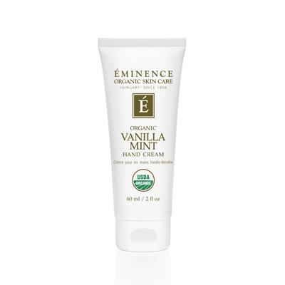 Vanilla Mint Hand Cream - Spa Expert