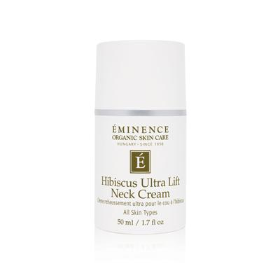 Hibiscus Ultra Lift Neck Cream - Spa Expert
