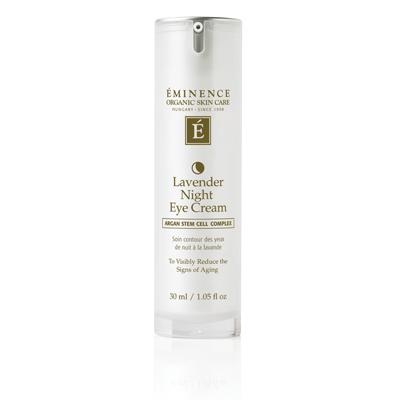 Lavender Age Corrective Night Eye Cream - Spa Expert