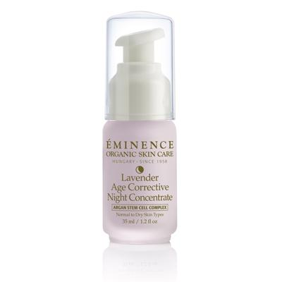 Lavender Age Corrective Night Concentrate - Spa Expert