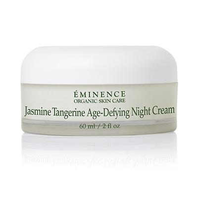 Jasmine Tangerine Age-Defying Night Cream - Spa Expert