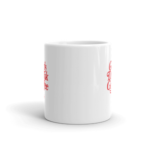 CS Girls Drink Coffee Cup