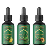 The Herbalist Co. CBD Oil 20ml - 1000mg (5%)