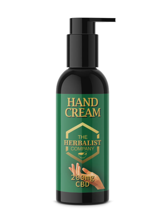 The Herbalist Co. 200mg Hand Cream