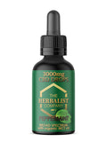 The Herbalist Co. CBD Oil 20ml - 3000mg (15%)