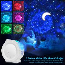 Starry Sky Galaxy Projector