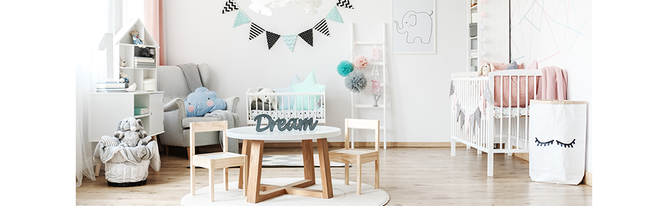 How to clean and sanitize everything in your baby's nursery