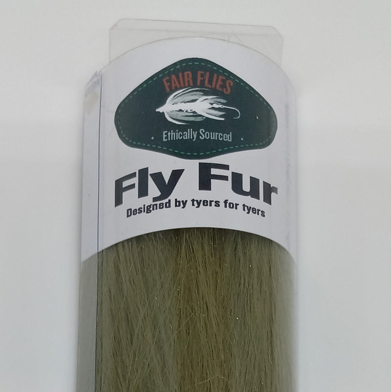 Fly Fur fibre