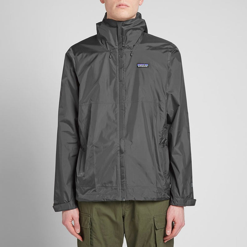 Patagonia Torrentshell giacca Forge Grey