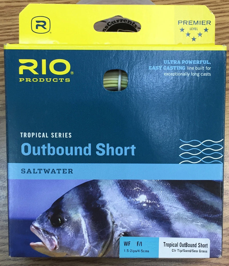 Rio Outbound Short Saltwater Tropical I/S6