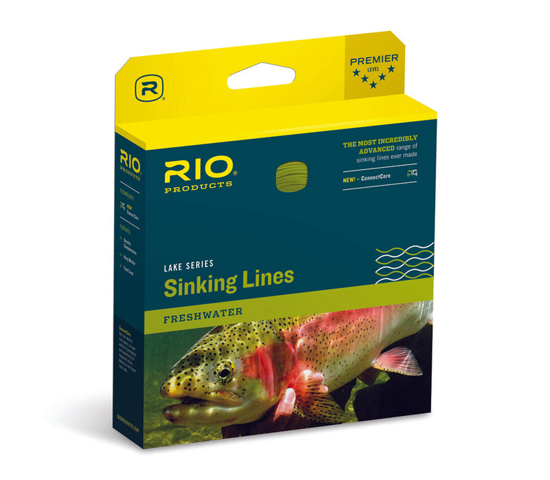 RIO Lake Sinking Line Full Sink