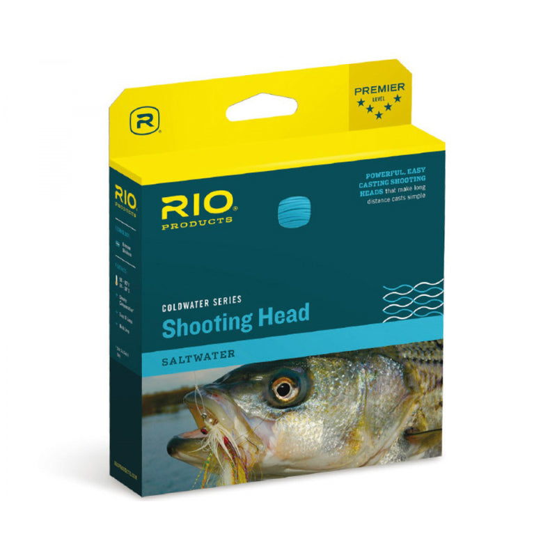 RIO Saltwater Shooting Head Coldwater ST 10 S6