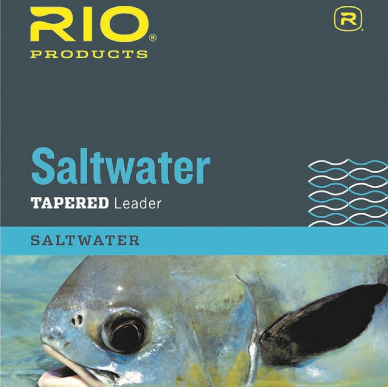 Rio Saltwater Tapered Leaders 10ft Finali Mare Calde