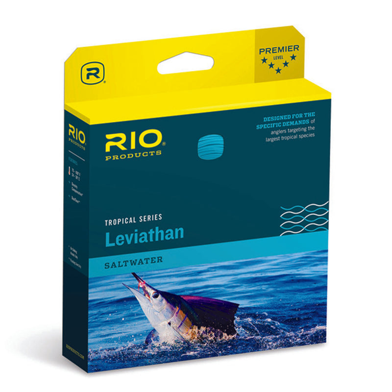 RIO Tropical Leviathan Sink Tip - Rio Leviathan 26ft Punta del lavandino Fly Line