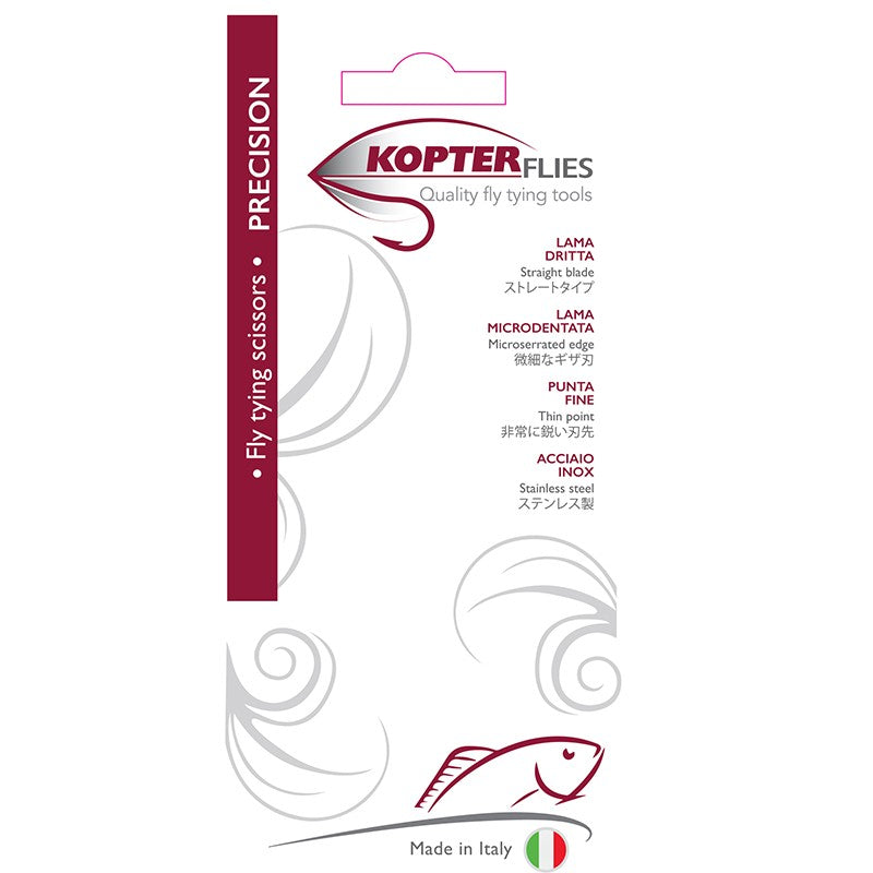Kopter Flies Forbici Precision