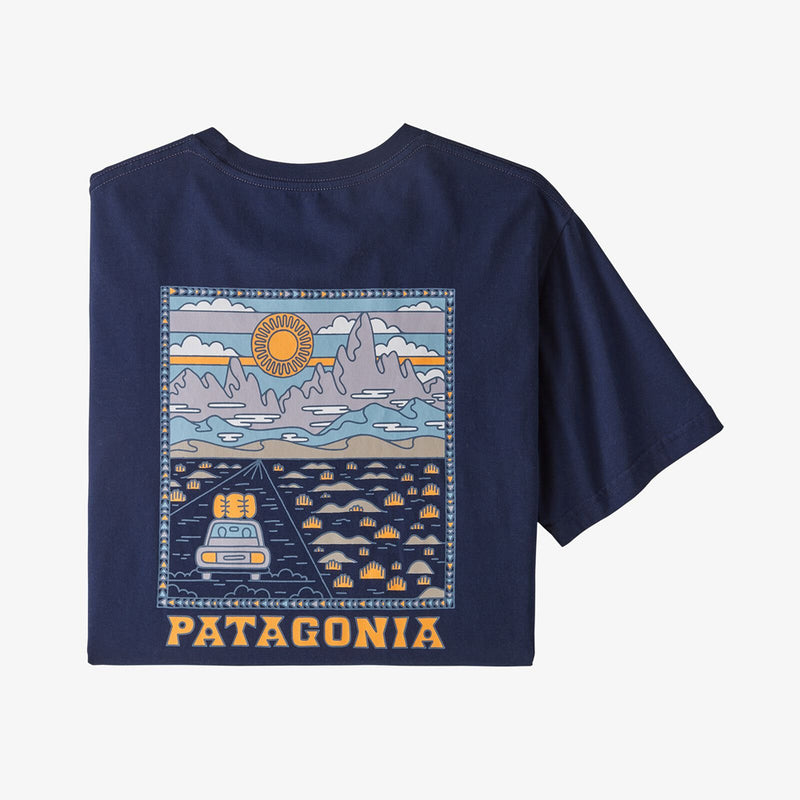 Patagonia Summit Road T-SHIRT