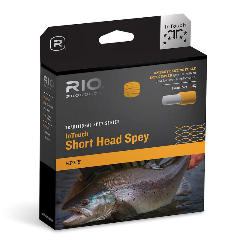 Rio InTouch Short Head Spey - Rio Perception Fly Line