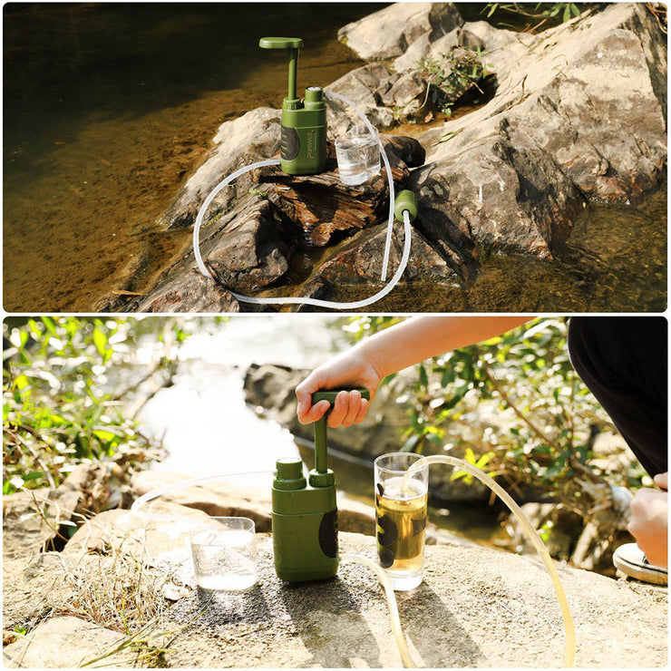 Outdoor Water Filter - Gadget Excel