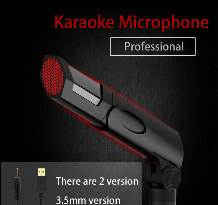 Professional Flexible Microphone - Gadget Excel
