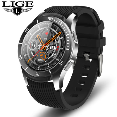 Luxury Smart Watch Fitness Tracker - Gadget Excel