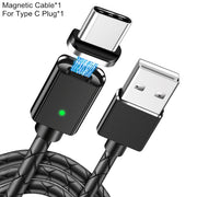 Magnetic Fast Charging Cable - Gadget Excel