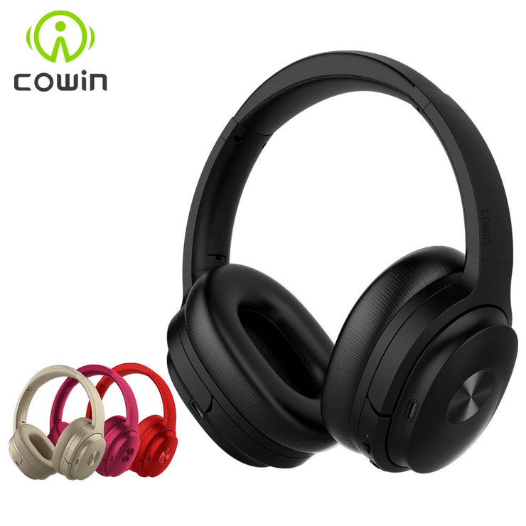 Active Noise Cancelling Wireless Bluetooth Headphone - Gadget Excel