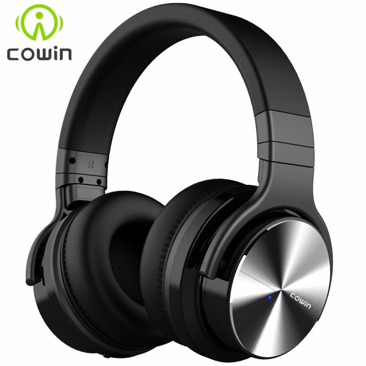 Wireless Bluetooth Headphone with Active Noise Cancelling - Gadget Excel
