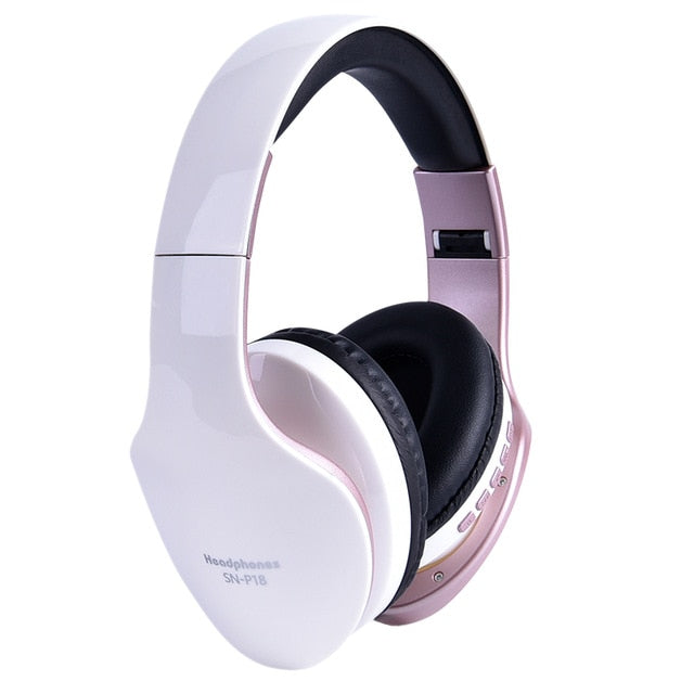 Wireless Bluetooth Headphones Headset - Gadget Excel