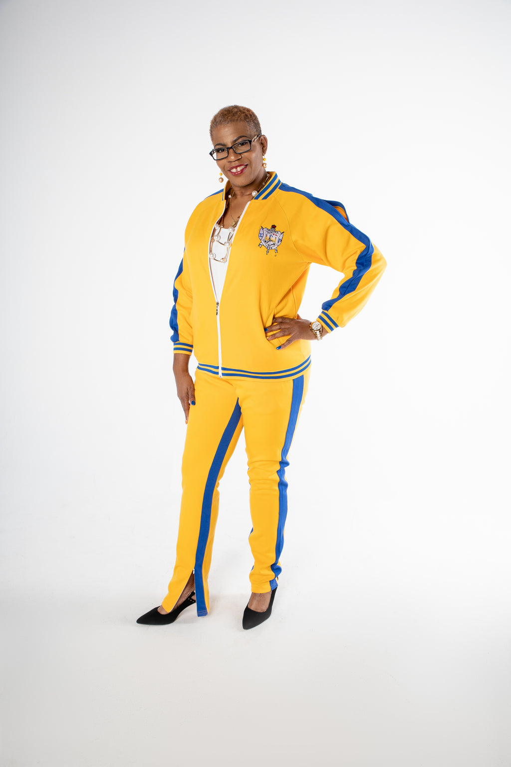 RHOyal Since 1922 Tracksuit - Gold