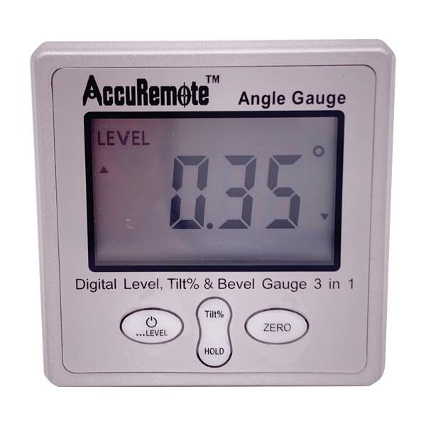 Accuremote Angle Cube Digital Angle Protractor Inclinometer Electronic Gauge-Accuremote-Deal Society