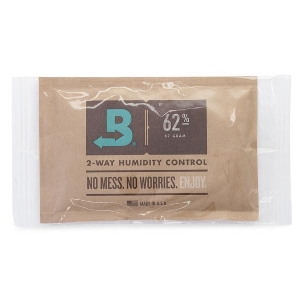 Boveda Two Way Humidity Control Packs 67 Gram 62%RH - 10 Pack-Boveda-Deal Society